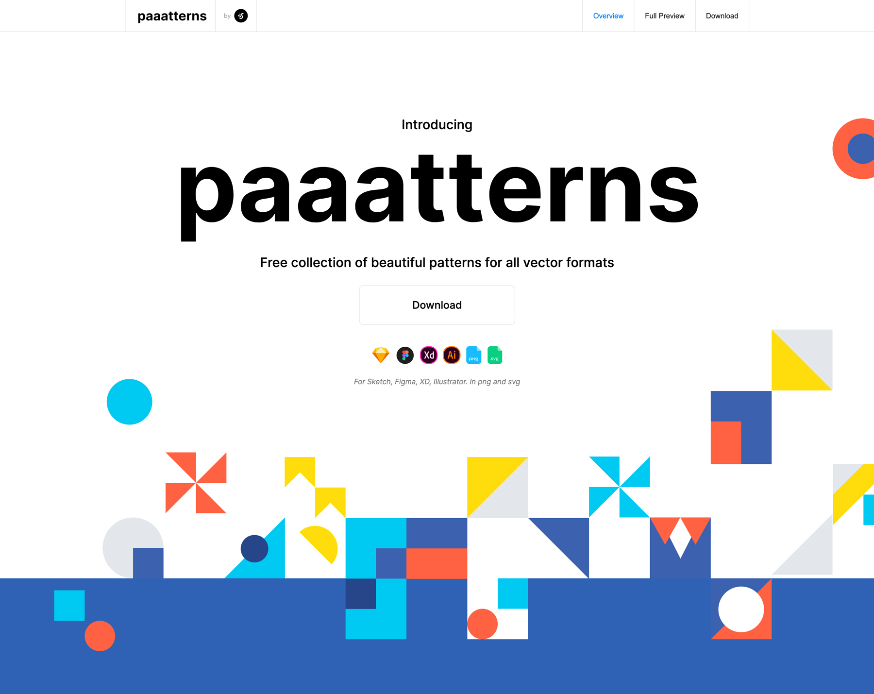 Paaatterns Screenshot